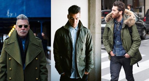 年度最夯軍裝外套,3款風格抵禦秋意涼! | manfashion這樣變型男