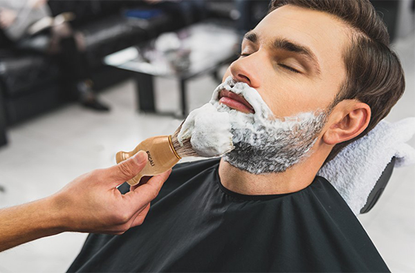 正確刮鬍子教學,輕鬆化身乾淨型男! | manfashion這樣變型男