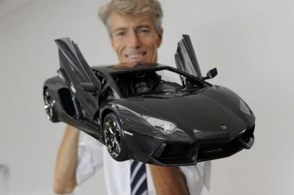 盤點5輛地表最貴的模型跑車,1輛能抵8輛藍寶堅尼!