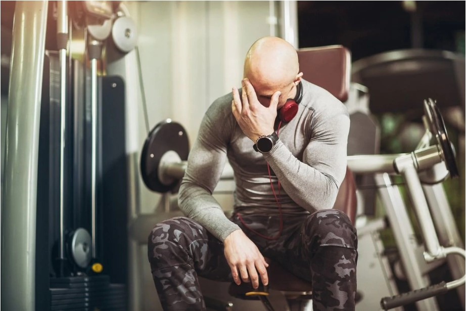 训练也会过度,阻碍肌肉生长,影响正常生活 - 图片4